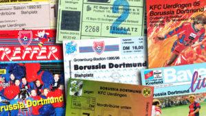 Historischer Rückblick KFC-BVB: Teil 3