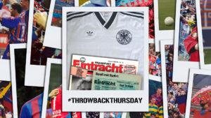 #TBT: Der DFB-Trikot-Fail