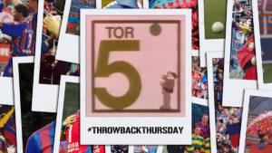 #TBT: Die Uerdinger Tore des Monats