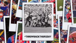 #TBT: Der dritte Aufstieg in die Bundesliga 1983