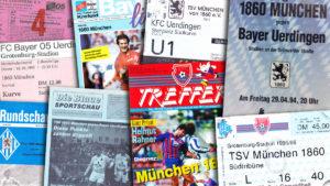 Die bisherigen Duelle mit dem TSV 1860 München