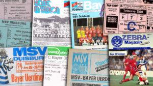 Die bisherigen Duelle mit dem MSV Duisburg
