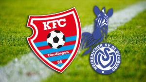 Alle Infos zum Spiel gegen den MSV Duisburg