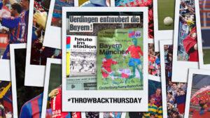 #TBT: Der erste Sieg in der Bundesliga
