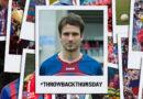 #TBT: Mittelfeldspieler Marcus Wedau