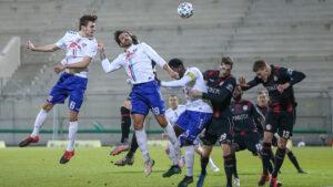 Der KFC unterliegt mit 1:3 in Wiesbaden