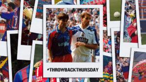 #TBT: Heute vor genau 26 Jahren…