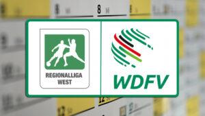 Rahmenspielplan 2021/2022 veröffentlicht
