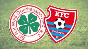 Vorverkaufsinfos zum Spiel in Oberhausen