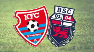 Spieltaginfos KFC – Bonner SC