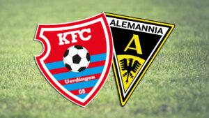 Was den KFC gegen Alemannia Aachen erwartet