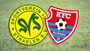 Was den KFC beim SV Straelen erwartet