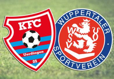 Was den KFC gegen den Wuppertaler SV erwartet