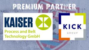 KAISER und KICK Group werden Premium Partner des KFC
