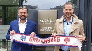 Mercure Parkhotel Krefelder Hof weiter Hotelpartner des KFC Uerdingen