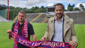 Schneider und Voronov übernehmen Sportliche Leitung