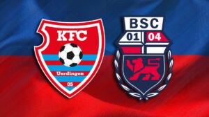 Was den KFC gegen den Bonner SC erwartet