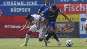 KFC holt mit torlosem Remis gegen Aachen den ersten Punkt